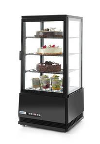 Витрина холодильная наст. 78 л Hendi 233641