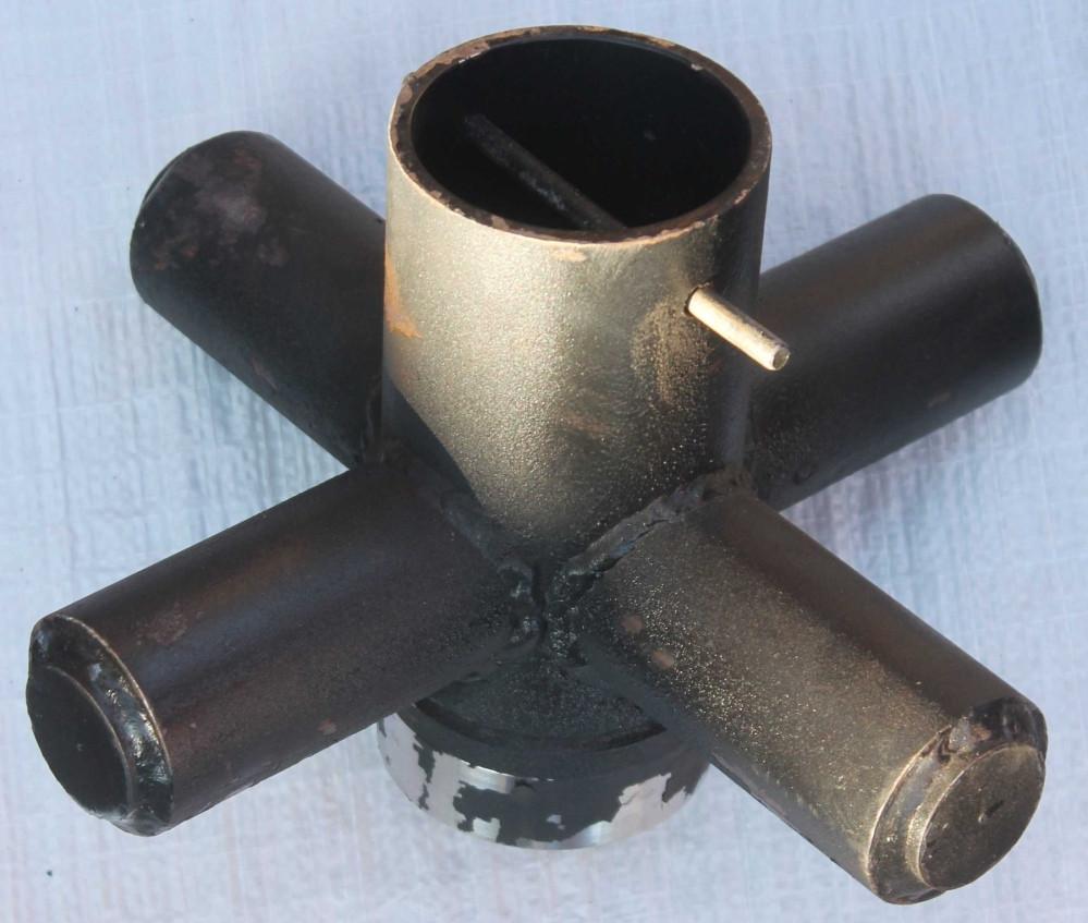 Розподільник повітря 40-50 кВт чавун