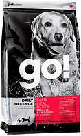 Go! Для щенков и взрослых собак со свежим ягненком, 230 гр
