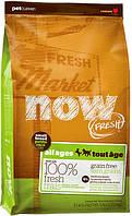 Now Fresh Small Breed Grain Free для малых пород всех возрастов, 230 гр