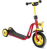 Самокат трехколесный Puky R 1 трехколесный для детей от 2 лет