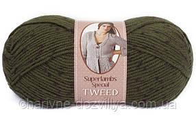 Пряжа для ручного и машинного вязания NAKO Superlambs Special Tweed