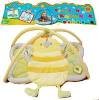 Коврик с погрем. FM6127 пчелка сумка /18/