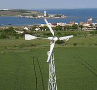 Ветрогенератор СВ-3.1/200+контроллер заряда