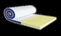 Топпер тонкий матрас скрутка Super Flex (стрейч) Sleep&Fly Mini 70x190 см