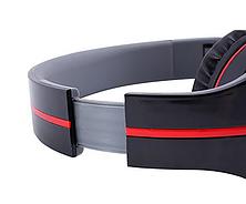 Наушники Ditmo DM-2560 съемный кабель, черные, фото 3