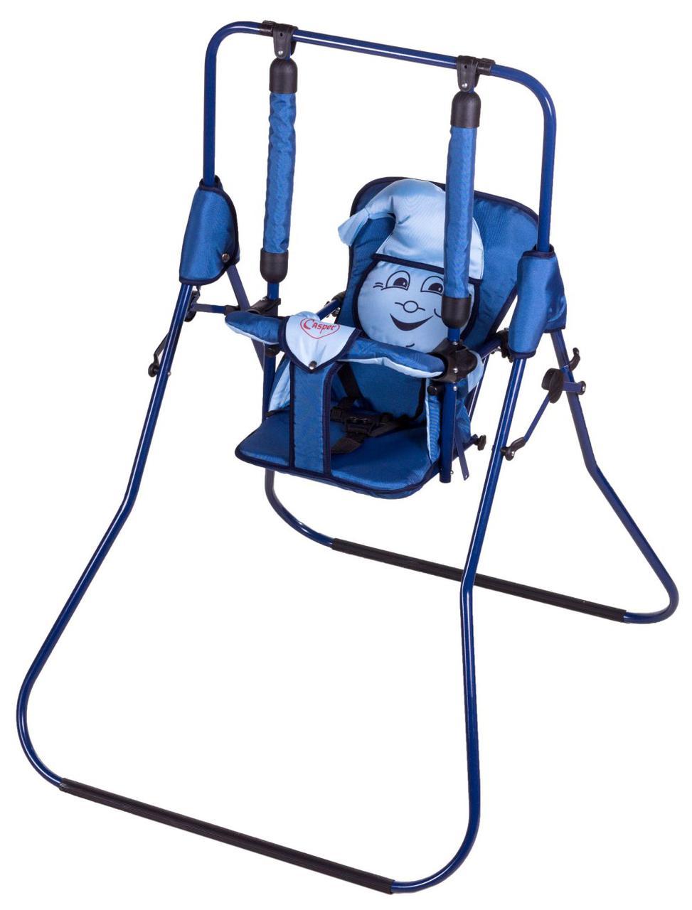 Качель Умка Casper  т.синий-голубой