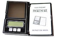Весы карманные электронные Electronic Pockert Digital Scale ATP138 100g 0.01 YB / 054