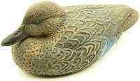 Чучело утка Кряква мягкая из ПВХ - лучшие чучела уток