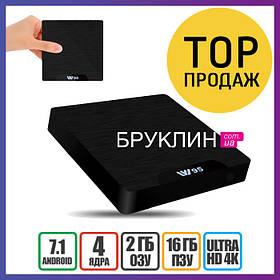 Smart TV Box AmiBox Beelink W95 2/16 GB Amlogic S905w / Смарт ТВ Приставка