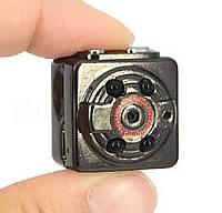 Видеокамера Mini DV SQ8 Full HD с датчиком движения и ночной ИК подсветкой