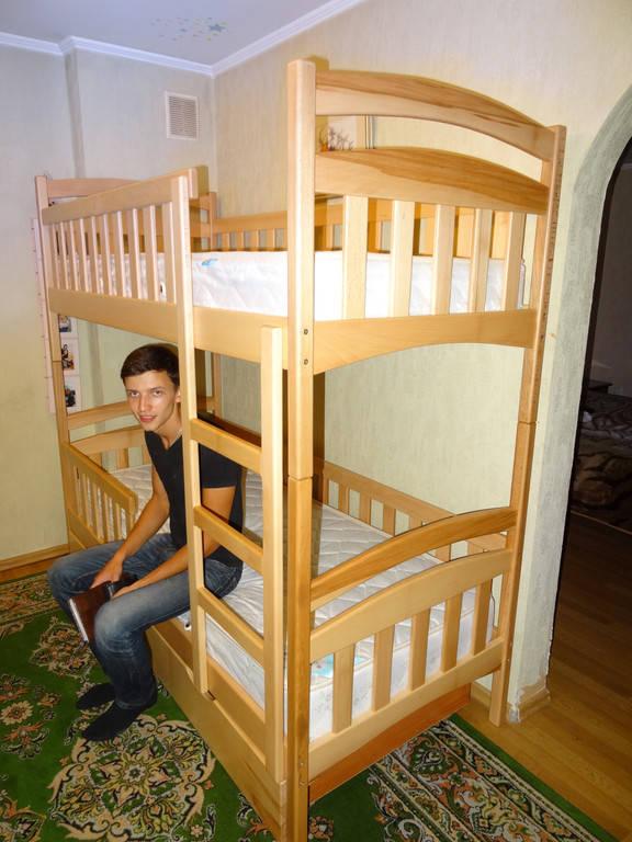 Ліжко двохярусне Каріна Люкс