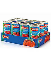 Очищеные помидоры Nostia Pomodori Pelati 400гр