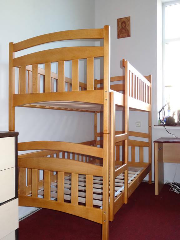 Двоярусне ліжко Каріна