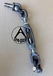 Стяжка кованая левая механизма задней навески ЮМЗ 45-4605060-03 СБ , фото 2