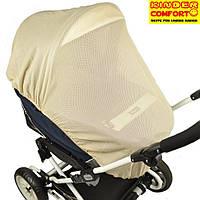 Москитная сетка универсальная на коляску бежевая, Kinder Comfort, фото 1