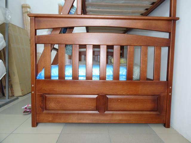 Ліжко двоярусне Злата 3