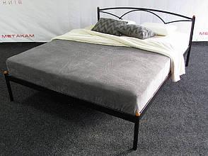 Кровать металлическая Палермо (Palermo), фото 2
