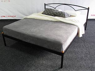 Кровать металлическая Палермо-1 (Palermo), фото 2