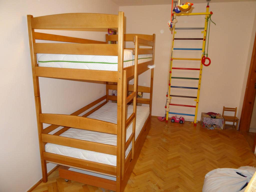 Ліжко двоярусне Комфі