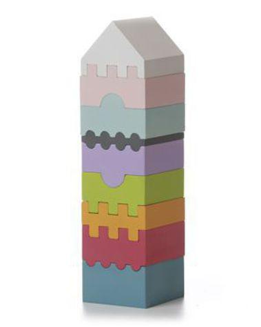 Пирамидка деревянная CUBIKA LD-2