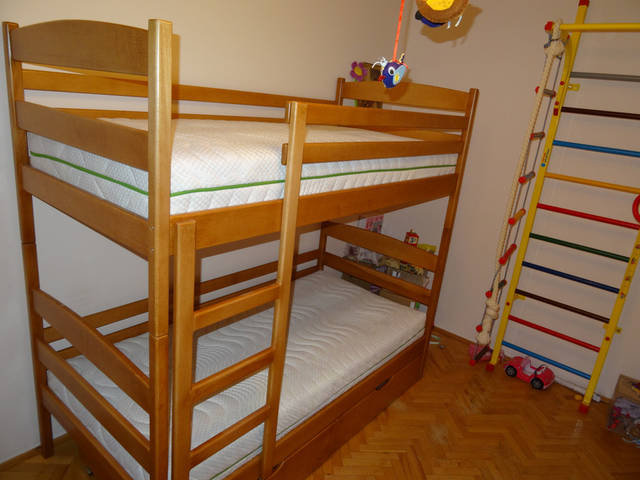 Ліжко двоярусне Комфі 10