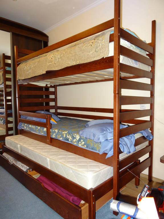 Ліжко тріо Шрек. Без драбинки