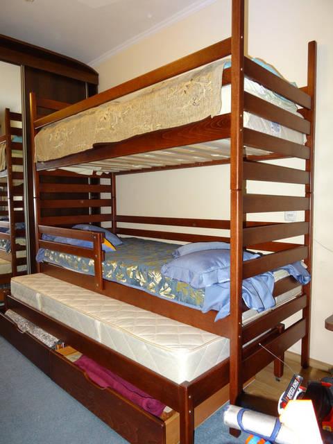Ліжко тріо Шрек. Без драбинки 9