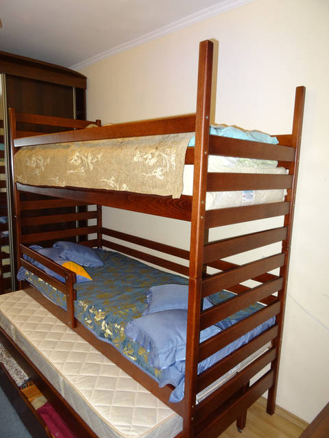 Ліжко тріо Шрек. Без драбинки 1
