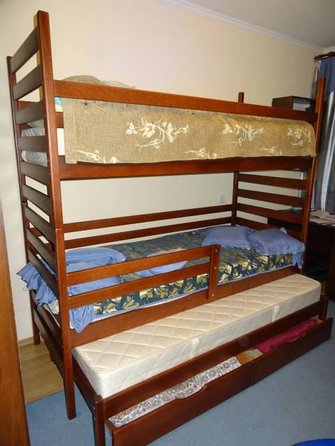 Ліжко тріо Шрек. Без драбинки 2