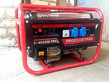 Бензиновый генератор Kaltmann K-AK 2500 PRO , фото 2