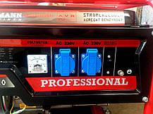 Бензиновый генератор Kaltmann K-AK 2500 PRO , фото 3