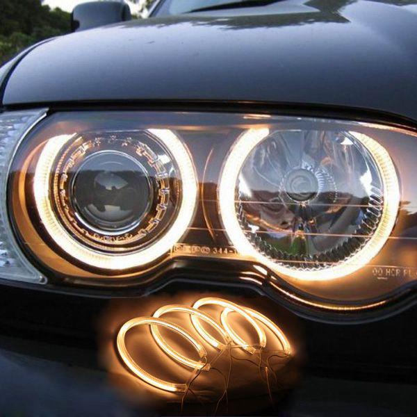 Ангельские глазки (4*131 мм) CCFL для BMW 36/38/39/46