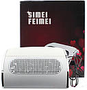 Витяжка пилосос для манікюру з трьома двигунами настільна SIMEI 858-5 mir / 036, фото 4