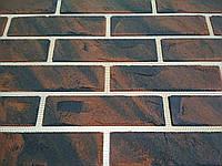 Декоративная плитка. бельгийский кирпич. гибкий кирпич