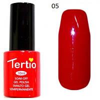 Гель лак tertio тертио №005 10мл. Укрепляет ноготь. Интернет магазин. Купить в интернете дешево HAR / 070P