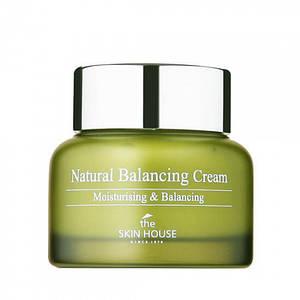 Балансирующий крем для обезвоженной жирной кожиTHE SKIN HOUSE Natural Balancing Cream, 50 мл