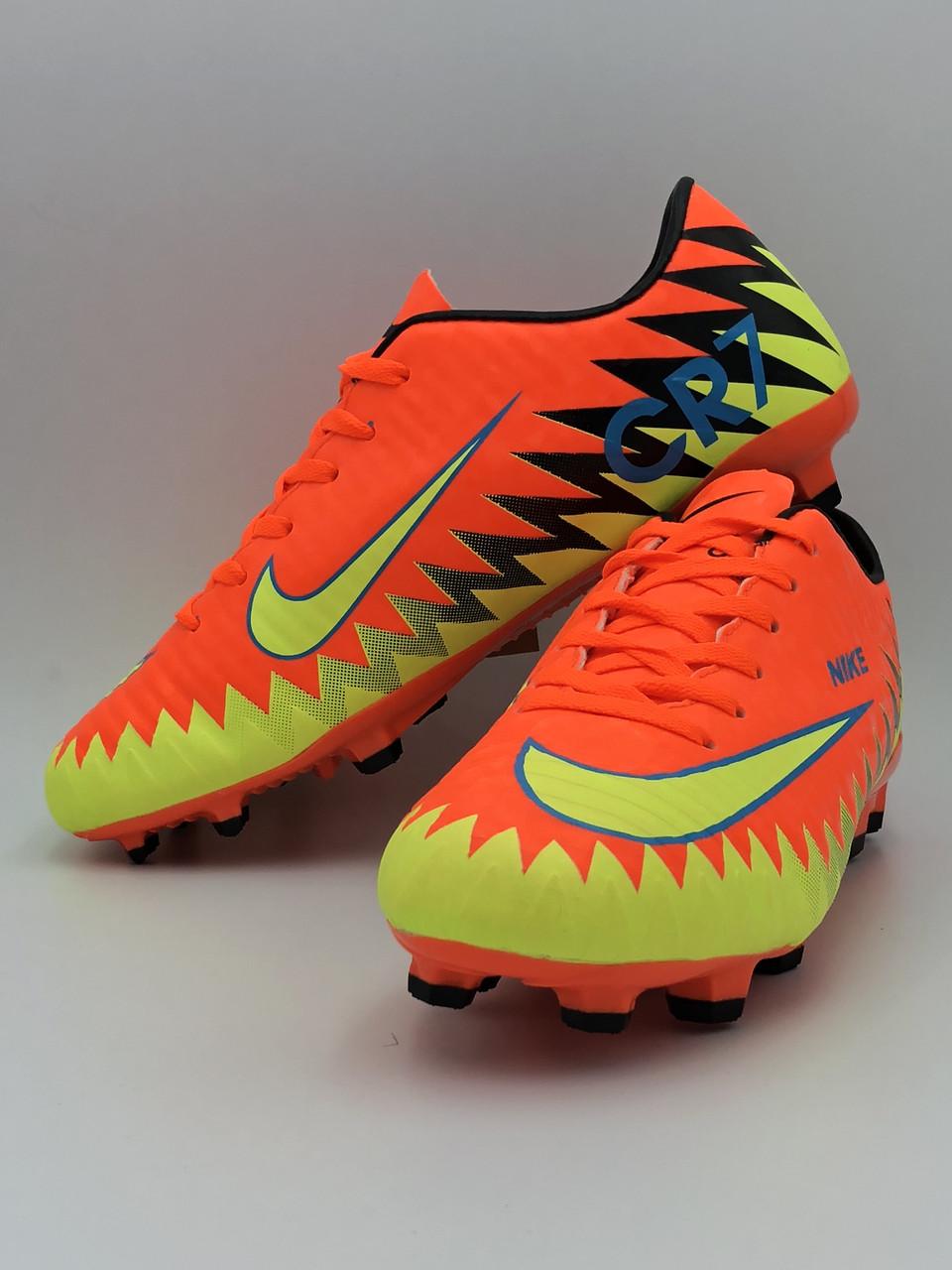 6e606255 Футбольные бутсы Nike CR7 PRO-G NEW 2018 (p.40-45) NEW!, цена 869 ...