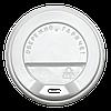 Кришка КВ80 50шт.(40/2000) (340мл) Біла