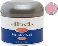 Гель розовый конструирующий Builder Gel Pink Ibd 56 мл для наращивания har/-61 dm