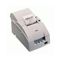 Матричный  чековый принтер Epson TM-U220A