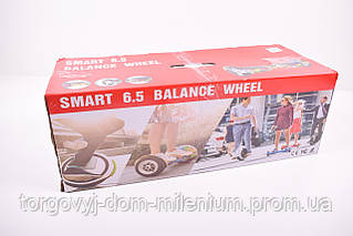 Гироскутер (колёса 6,5, скорость 12км/ч., до 100кг) YW0406-1