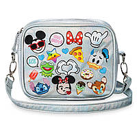 Сумка эмоджи 15*19*5см. Disney Emoji Crossbody Bag для девочки
