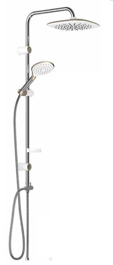 Душевая стойка Valtemo ALBI (лейка 25 см)