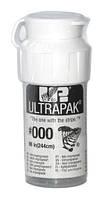 Узелковая ретракционная нить Ultrapak Ultradent, Ультрапак (000) 244 см.