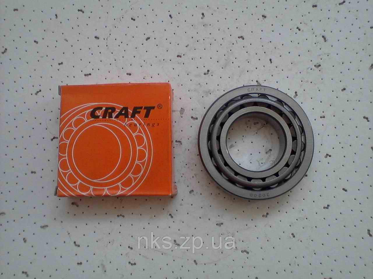 """Подшипник 7208 (30208) """"Craft""""."""