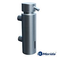 Дозатор жидкого мыла матовый из латуни 300 мл. Merida Vip, Нидерланды, фото 1