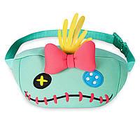 Поясная сумка 6*23*8см. Disney Lilo & Stitch