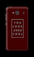 """Чехол для Xiaomi Redmi 2 Надпись """" You Look"""" опт/розница"""