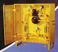 Газорегулирующие пункты (ШРБ, ШРП, ГРП, ГРУ). Узлы учета газа (ВОГ)